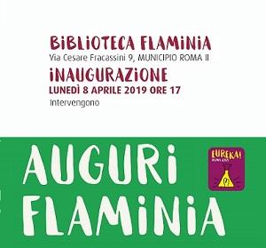 Riaperta la Biblioteca Flaminia