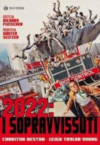 Cinema e scienza: Soylent green. 2022 I Sopravvissuti