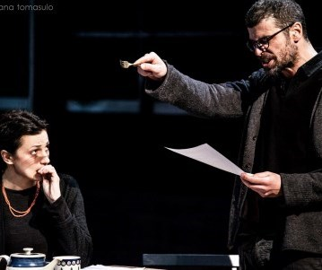 L'amore del cuore di Caryl Churchil, regia Lisa Ferlazzo Natoli