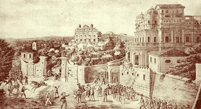 La Repubblica Romana del 1849 tra Porta S. Pancrazio e Villa Doria Pamphilj
