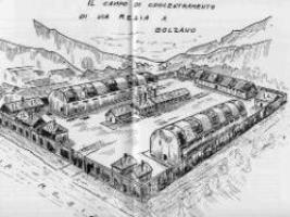 Il lager nazista per prigionieri politici di Bolzano