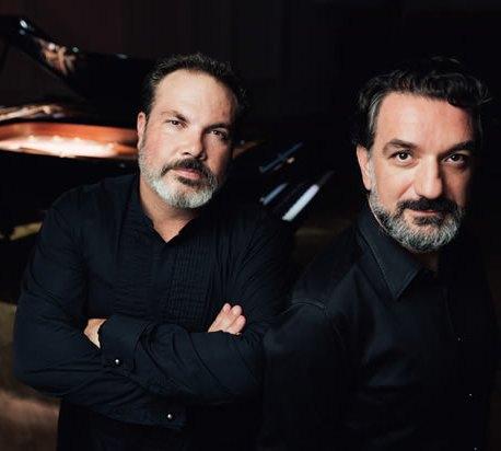 Le gran tango, Astor Piazzolla per 2 pianoforti