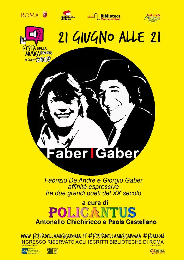 Faber/Gaber