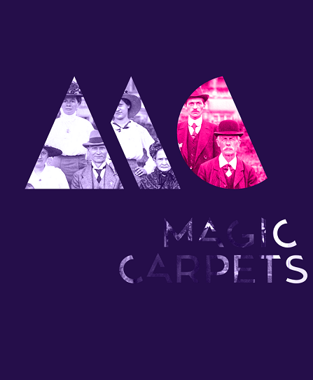 Magic Carpets con il patrocinio di Biblioteche di Roma