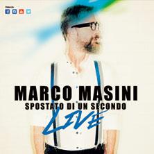 Concerto di Marco Masini