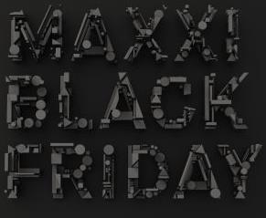 MAXXI Black Friday 2020