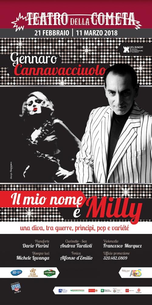 Il mio nome è Milly