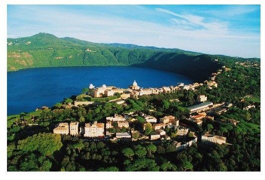 Monte Cavo dal convento dei padri cappuccini. Escursione