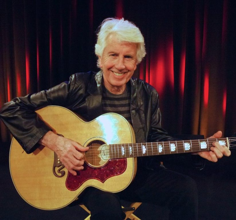 Graham Nash inaugura I Concerti nel Parco, Estate 2018