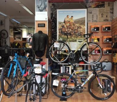 Olmo, la biciclissima a Roma per gli appassionati  Bibliocard di bici