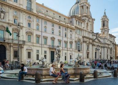 Visita guidata a Palazzo Pamphilj  in uno dei Palazzi più belli della città