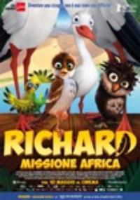 Richard, Missione Africa