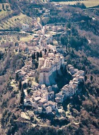 Escursione al Monte Sole, passeggiata lungo il fiume Turano e visita a Rocca Sinibalda