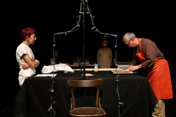 Teatro delle Ariette in Tutto quello che so del grano di Paola Berselli e Stefano Pasquini