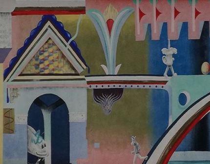 SanBa- Street Art a San Basilio con Nomos Trek