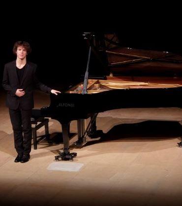 Due appuntamenti pianistici per il weekend di Roma Tre Orchestra