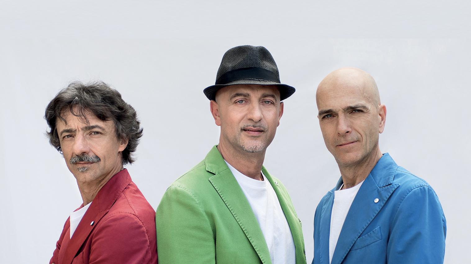 Trio Bobo  in Sensurround