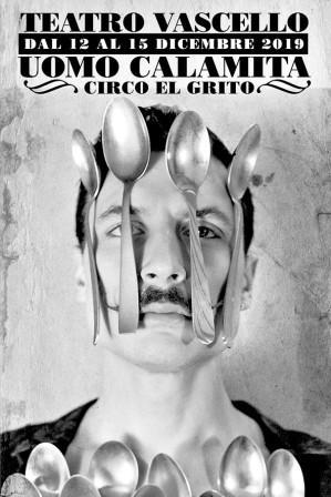 Circo El Grito presenta  Uomo Calamita