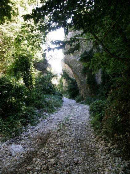 Escursione alla Valle Amara e ai suoi Canyon