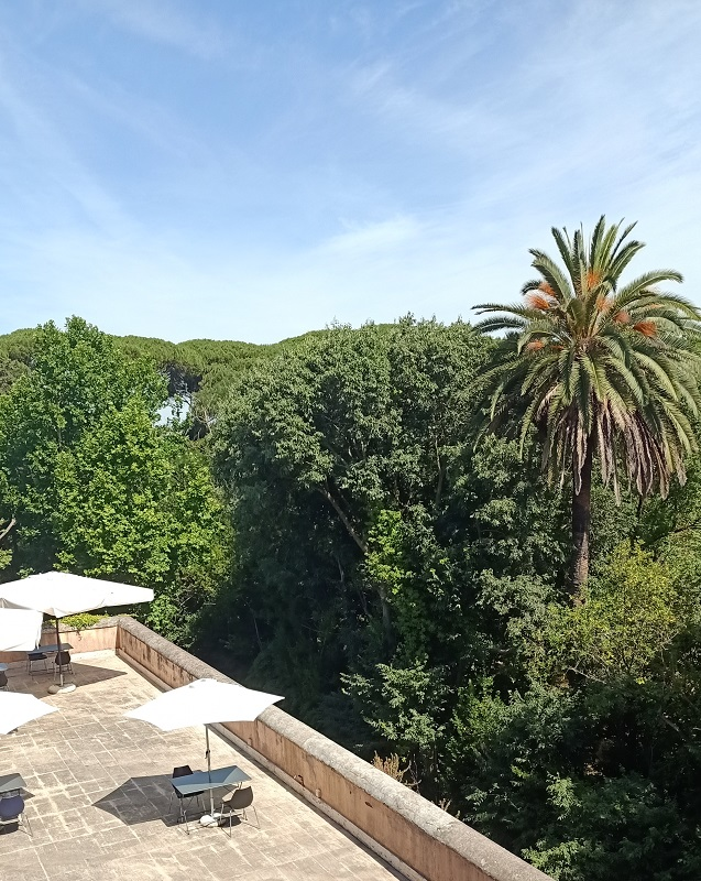 Estate a Villa Pamphilj!