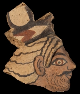 Colori degli Etruschi Tesori di terracotta