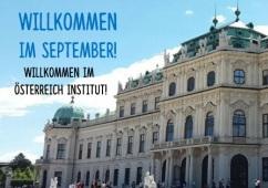Österreich Institut Roma: i corsi di tedesco di settembre
