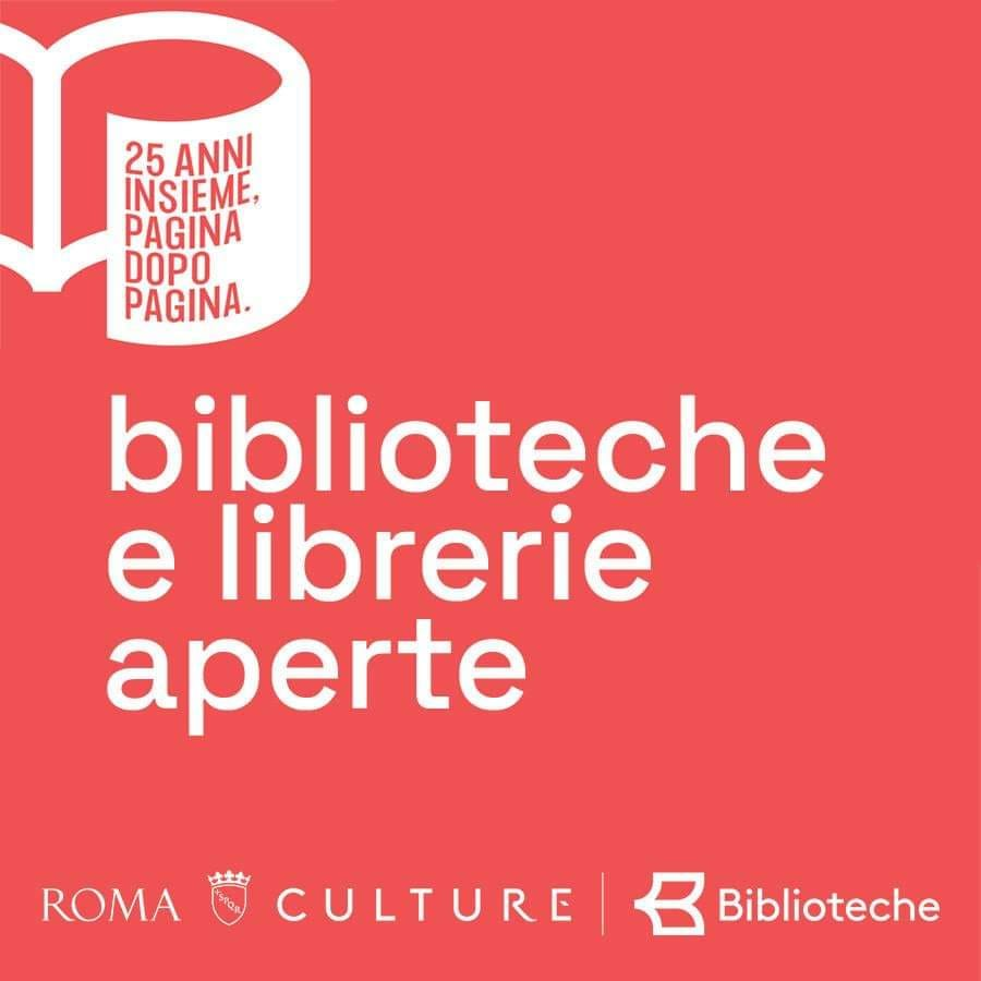 Biblioteche aperte!